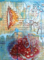 Layers of Creation by Jessica-Joy