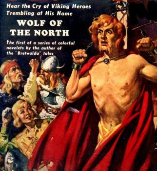 wolf of the north by peterpulp