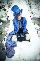 Ciel - Under the Bridge by ShamanRenji