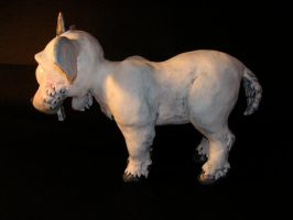 Gus Maquette by lizayle