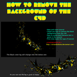 how to remove the bg of c4d by SIRSENDUDUTTA