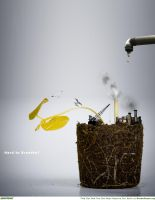 GreenPeace Anti-Pollution Ad by flipn7