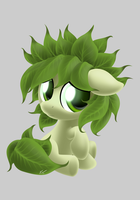 Flower the Plant Pony by SymbianL