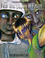 Fear and Poison in Fatum cover by cheshireINwonderland