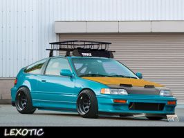 Crx Multi-Style by Lexotic-Projects