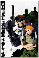 MGS inks and colors by wags9452