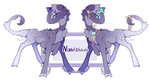 RARE Poison Weav Auction! by bananamantis