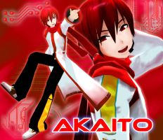 Undeniable AKAITO version by FireAppend