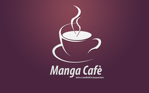 Manga Cafe Logo by Awery
