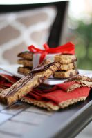 Chocolate Strawberry Shortbread (1) by laurenjacob