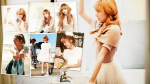 SNSD -  First Photobook Jung Soo Yeon by Lissette8017