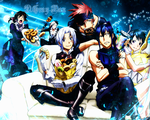 D.GrayMan Wallpaper by CrossDominatriX5