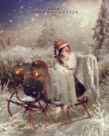 Christmas time by CindysArt