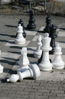 Chess stock by Malleni-Stock