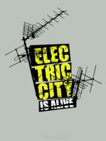 Electric City :LOGO: by urwhatufeel