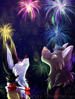 embrace the new year by coffaefox