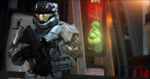 Halo Reach by AngryRabbitGmoD