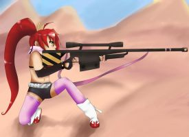 Yoko Littner final? by Parttimeninj