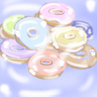 Donuts by Ueggeu