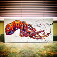Octopus Returns by Creativecontrols