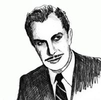 Vincent Price by filmshirley