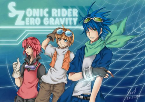 zero gravity by nicetsukichi
