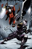 SnakeEyes ish4 page 1 by spidermanfan2099