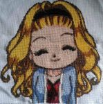 Cross-Sewing - Harvest Moon DS: Muffy by OtakaraAminelli