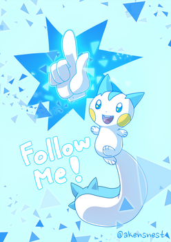 Follow Me! by akensnest