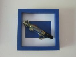 Sonic screwdriver custom frame River Song by Will1885