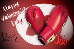 Happy Boxing Valentine's Day by DareIsay3
