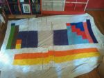 Periodic Blanket of the Elements W.I.P. 3 by Zaraphena