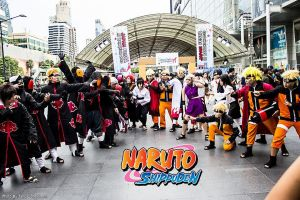 Naruto Shippuden Cosplay - Japan Festa in Bangkok by Hiroshinki