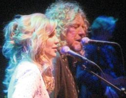 Robert Plant and Alison Krauss by dancincow161