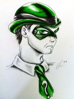 The Riddler by odrozz