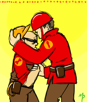 TF2- Sunshine by AuttyAuttyOxenFree