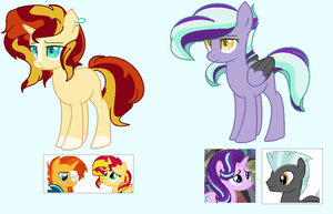 Mlp: Adoptables Closed by BlackTempestBrony