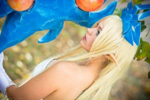 Connichi 2014 - Janna (League of Legends) by TamaKingCosplay