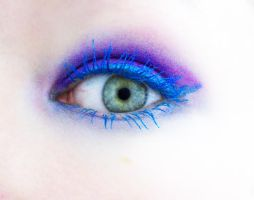 Blue and purple by Jennybicky