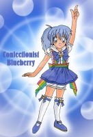 Confectionist Blueberry by LadyLaui