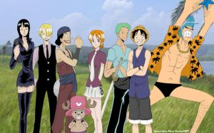 One Piece - Nakama by Xpand-Your-Mind