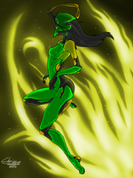 Nyx The Beautiful Mind Bender by Chrisse909Forever