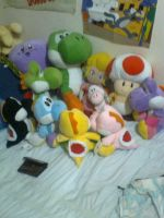It's a mario party in mah room by lilliganto