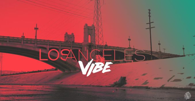 Los Angeles Vibe - Wallpaper by SrGambit