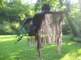 Dementor Sculpture for MISTI-Con by Thom-Heap