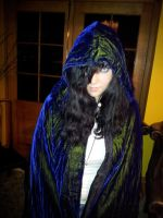 Hooded Figure by RedexCosplay