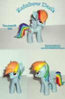 Show Accurate Rainbow Dash by Kari-Morano