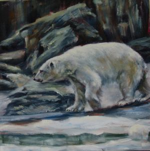 BRONX ZOO BEAR by Wulff-Arts