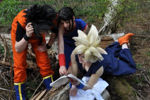 Homework by NomesCosplay