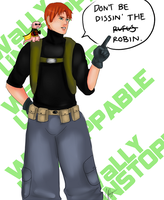 YJ: WALLY UNSTOPPABLE by AlvinDraper